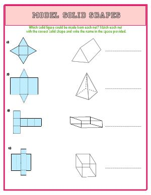 geometry and patterns third grade math worksheets biglearners. Black Bedroom Furniture Sets. Home Design Ideas