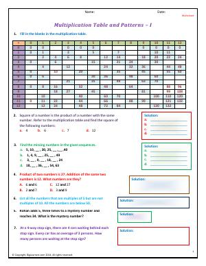4 nbt a 1 fourth grade math worksheets biglearners. Black Bedroom Furniture Sets. Home Design Ideas