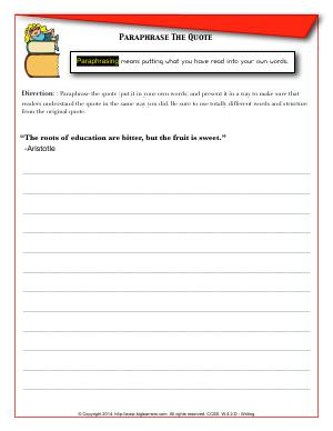 Grade 4 | Free Common Core English Worksheets | Biglearners