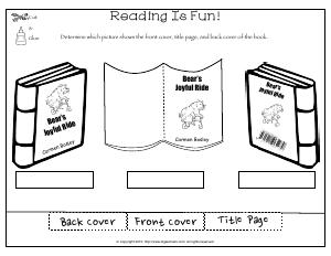 Preview image for worksheet with title Reading Is Fun!