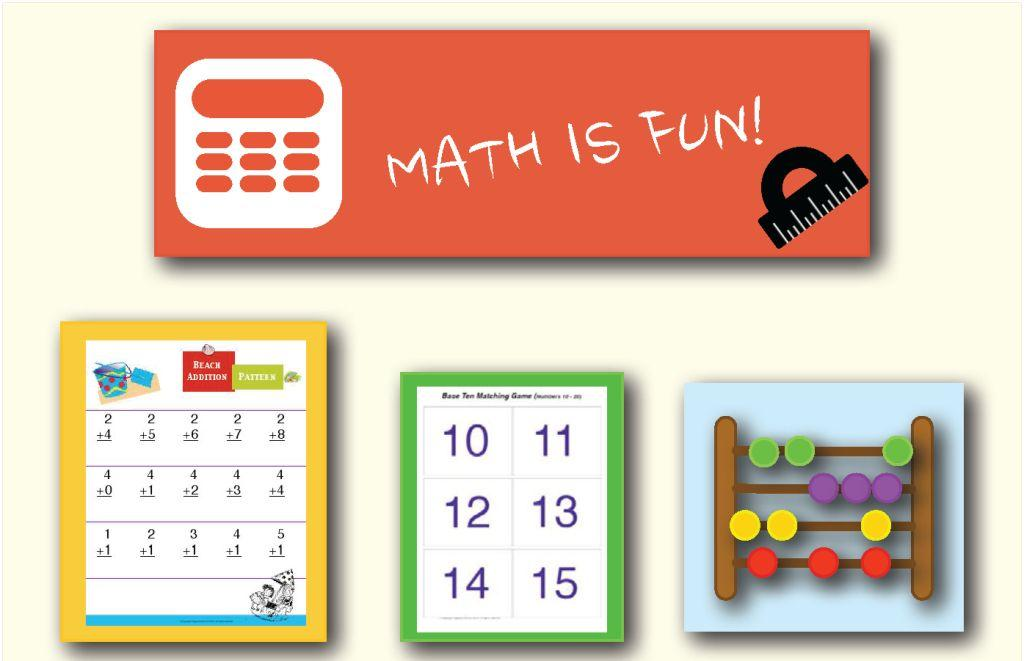 First Grade Free Math Worksheets Biglearners